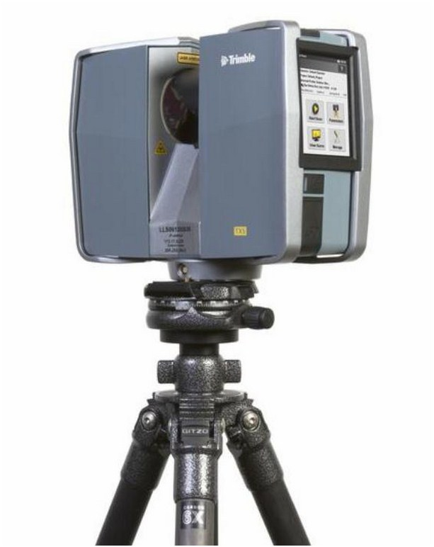 Laser Scanning Equipment Urbica 3d Laser Survey